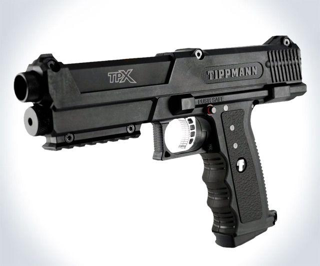 .68 Caliber Paintball Pistol | DudeIWantThat.com