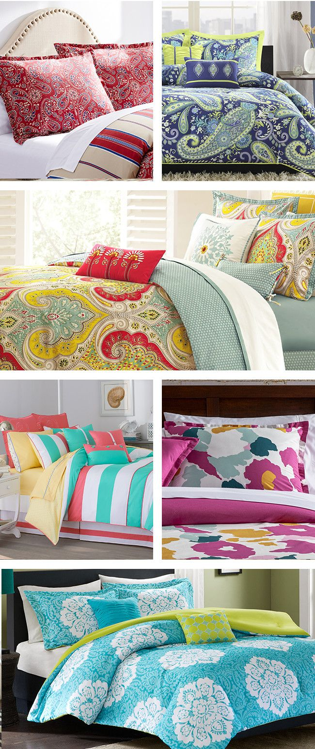 Tip: mix patterns and colors to create a beautiful, well-balanced bed. From colorful comforters and duvet covers to luxurious sheet sets and quilts, we'll help you create the bedroom of your dreams! Visit Wayfair and sign up today to get access to exclusive deals everyday up to 70% off. Free shipping on all orders over $49.