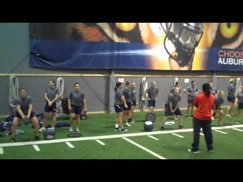 ▶ 10-19-2011 Auburn Softball Agility Training and Competitions!.wmv - YouTube
