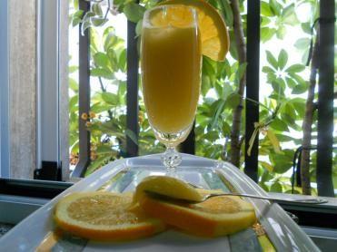 Crema d'arancia (senza uova)