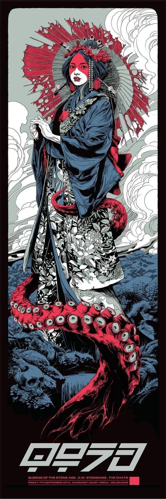 Qotsa – #geisha #Qotsa – #Geisha #Qotsa #samurai