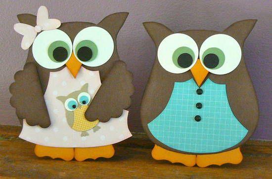 Kez owl cards