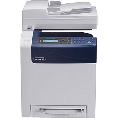 Xerox® – Imprimante multifonctions laser couleur WorkCentre™ avec recto verso (6505DN)