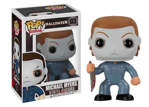 Michael Myers (Halloween Franchise).