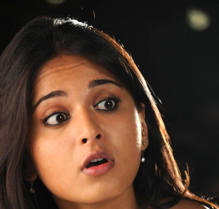 Anushka Shetty Cute Funny Face Photos - Anushka Shetty