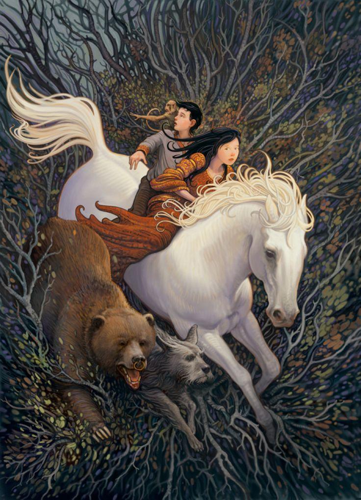 Russian Fairy Tale 104