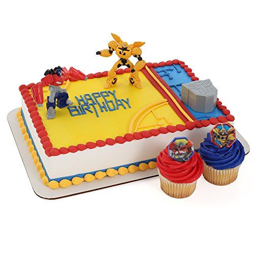 Walmart Bee Cake Topper