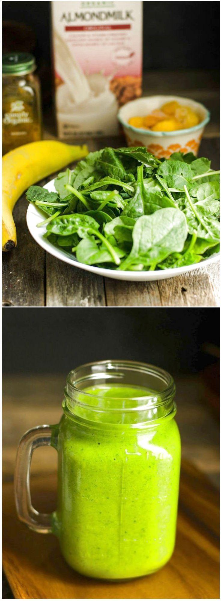 Dieser grüne Smoothie ist perfekt für alle, die ein kalorienarmes Getränk mit …   – Green Smoothies