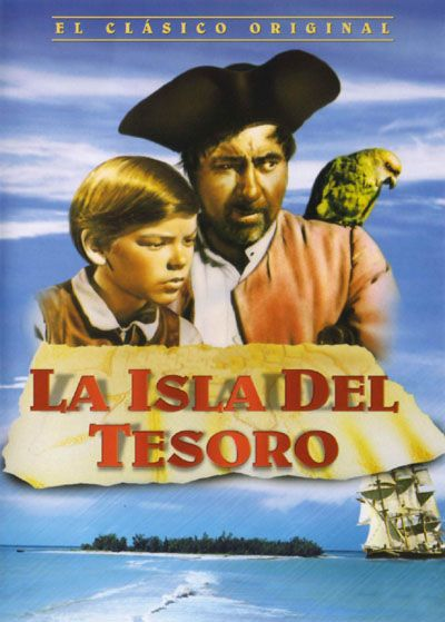 La isla del tesoro es una novela de aventuras escrita por el escocés Robert Louis Stevenson, publicada en libro en Londres en 1883
