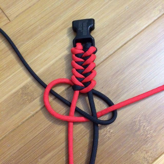 Viper Paracord Bracelet