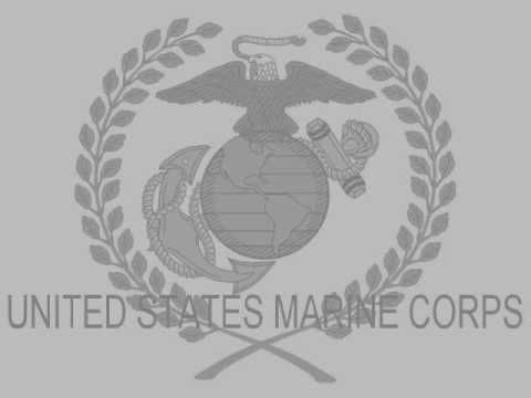 My favorite Marine Corps Cadence