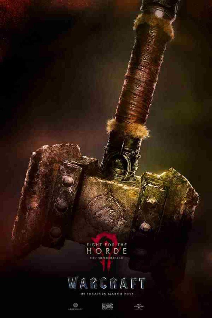 Warcraft Movie 2016 Super cool World of Warcraft Alliance photos