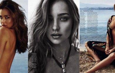 Miranda Kerr Plaj Güzelliği