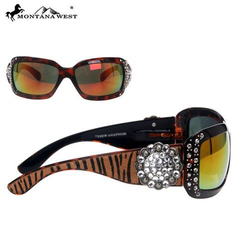 SUNGLASS - BK/CL (FMSGS-2503CL)  See more at http://www.montanawest.ca/collections/sunglasses