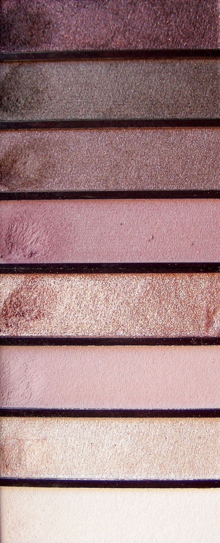 CoverGirl TruNaked Roses Eyeshadow Palette (review and swatches)