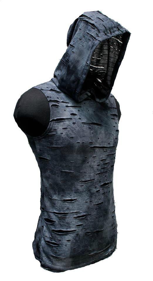Shrine Decayed Rocker Gothic Cyber Punk Rave Goth Mad Max Shirt Hoodie Zombie | eBay