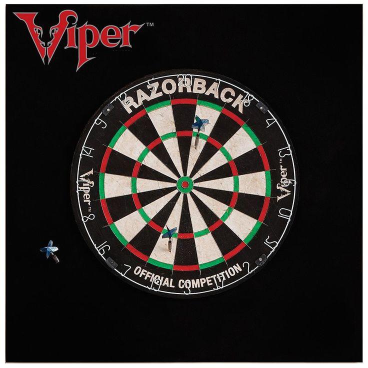 Viper Defender II Dartboard Surround, Multicolor