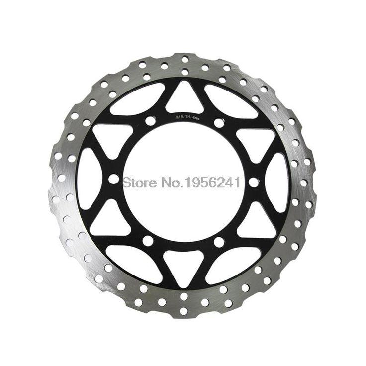 Metallic Front Brake Disc Rotor for Kawasaki Ninja 250R ABS 2008 2009 2010 2011 2012 Motorbike Front Brake Disc Rotor