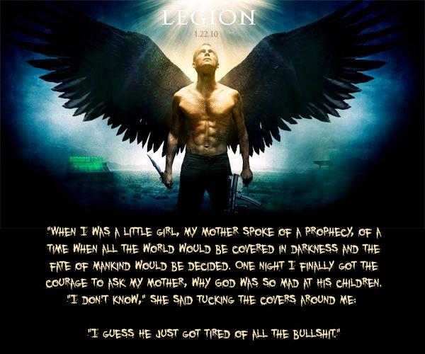 Legion Movie Michael Tattoos 67368 Wallplus