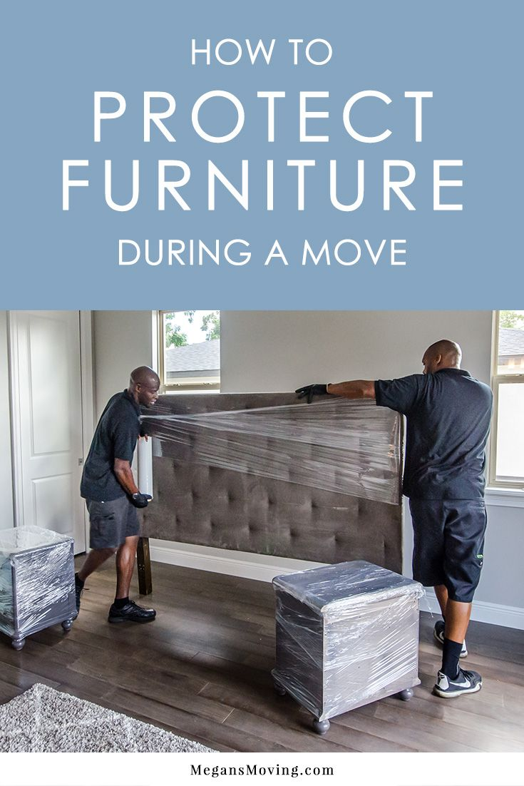 Your furniture is a big investment, so it's crucial to keep it safe during a move. Follow these moving tips on protecting and transporting furniture.