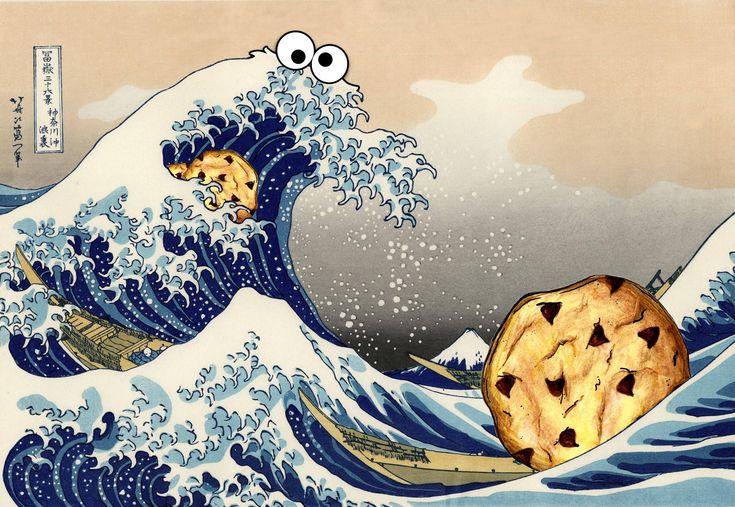 Cookie Monster HD Wallpaper WallDevil