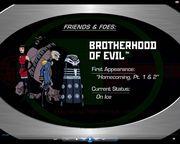 Brotherhood of Evil | Teen Titans Wiki | FANDOM powered by Wikia