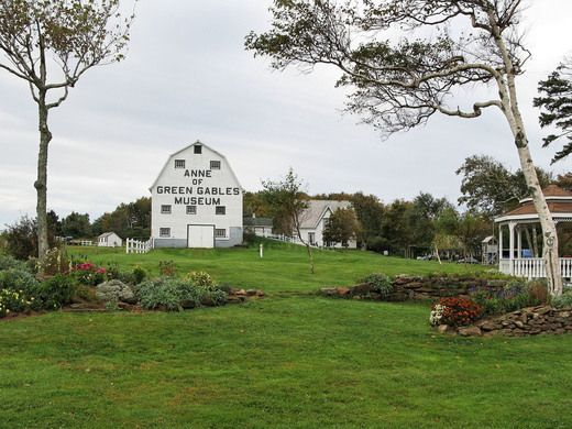 Anne of Green Gables Museum in PEI