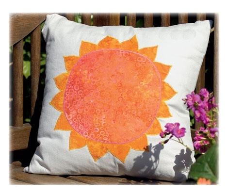 Sommerlige solsikker