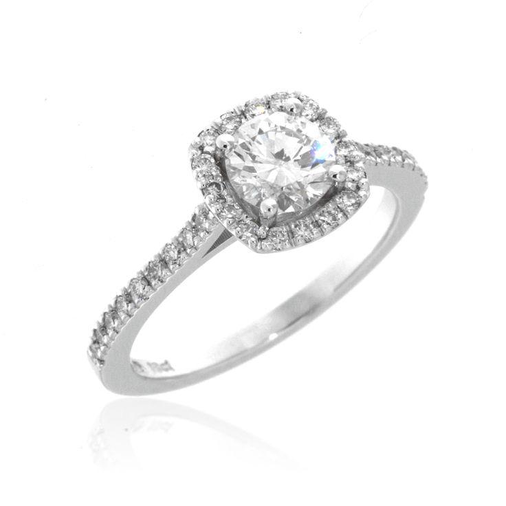 Designer Engagement Ring – 3300243
