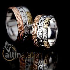 Özel Tasarım Şık Pırlanta Alyans : www.altinalalim.com #alyans #alyansmodelleri #gift #weddingrings #weddingringsmodels