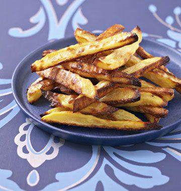 Frites maison au four (sans friteuse) - Ôdélices : Recettes de cuisine faciles et originales !