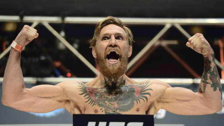 https://flic.kr/p/C5fKEm | Jose Aldo vs Conor Mcgregor | Jose Aldo vs Conor Mcgregor UFC's version of Floyd Mayweather  LAS VEGAS — There are several themes to the torrent of trash talk that spews from Conor McGregor's mouth with such regularity that you wonder if it is a recording on a loop.  Much of it is crude, laced with sexual refe...   figmedia.com/2015/12/12/jose-aldo-vs-conor-mc