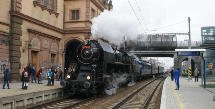 Den železnice na Plzeňsku i s Šlechtičnou