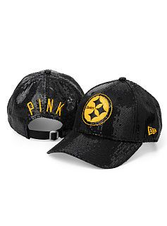 Pittsburgh Steelers Sequin Hat - FABULOUUUUUS!!!!