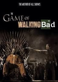 I love some of the classics like Seinfeld and Friends, but I don't know that any TV show will beat the shows that are in a three-way tie for the best in my mind. While Breaking Bad has sadly ended, Game of Thrones and The Walking Dead more than make up for the thrilling action and drama. #NOSPOILERS #Heisenberg #WinterIsComing #Walkers #MKM915