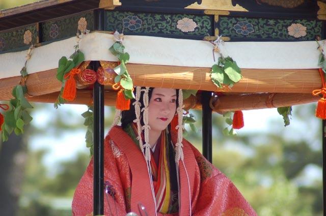 "「葵祭 2012」The Aoi Matsuri ,  ""Hollyhock Festival"