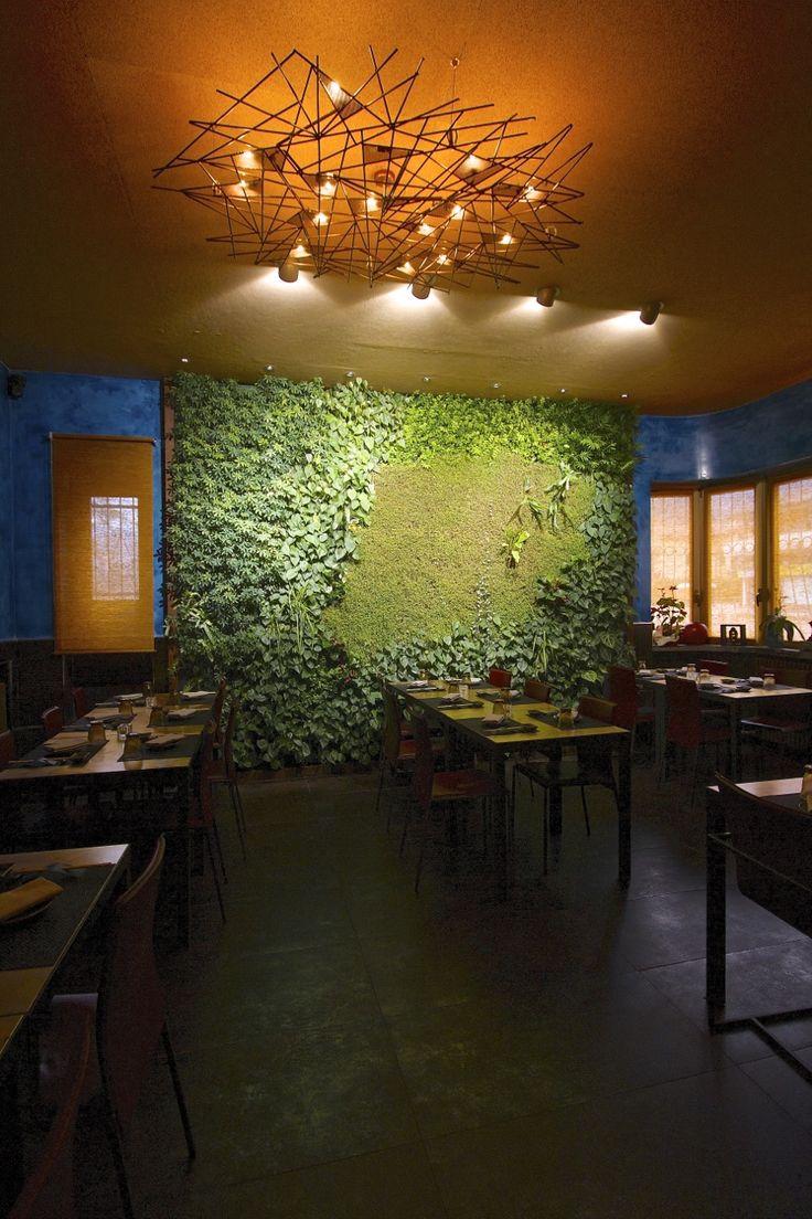Oltre 25 fantastiche idee su giardino interno su pinterest - Giardino verticale interno ...