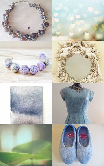 Soft and dreamy by Cathy on Etsy--Pinned with TreasuryPin.com