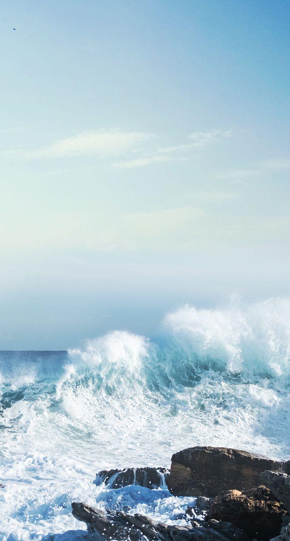 P I N T E R E S T Roseburst Ocean Wallpaper Ocean Ocean Vibes