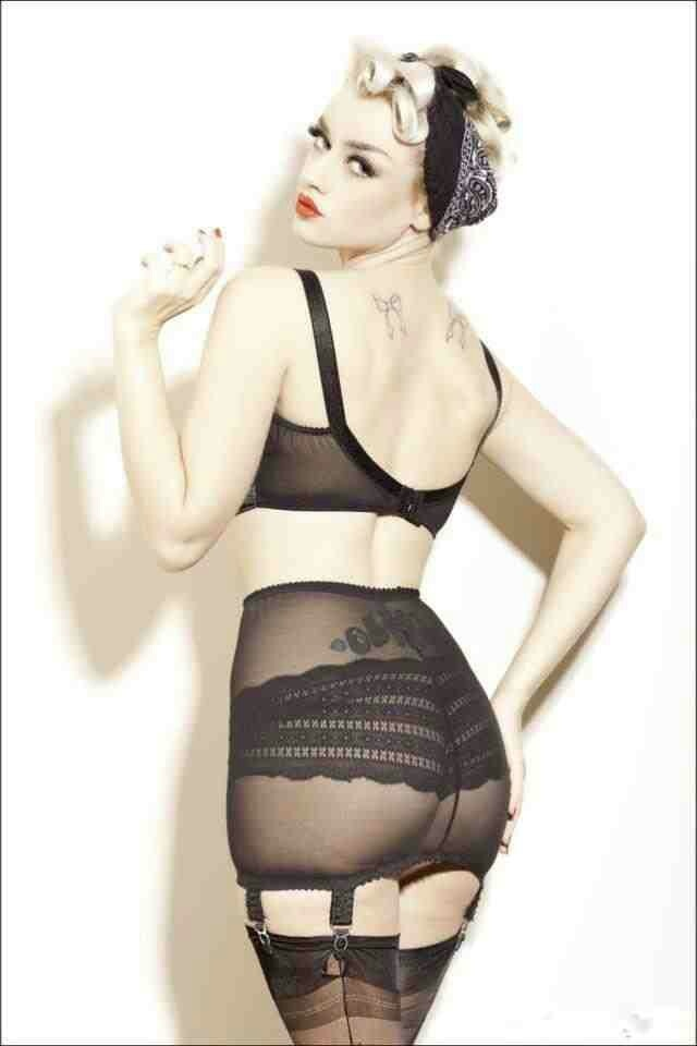 d000a44fef0 Every woman should have a vast collection of lingerie. Pin up lingerie