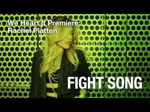 ▶ Rachel Platten - Fight Song (Lyric Video) - YouTube