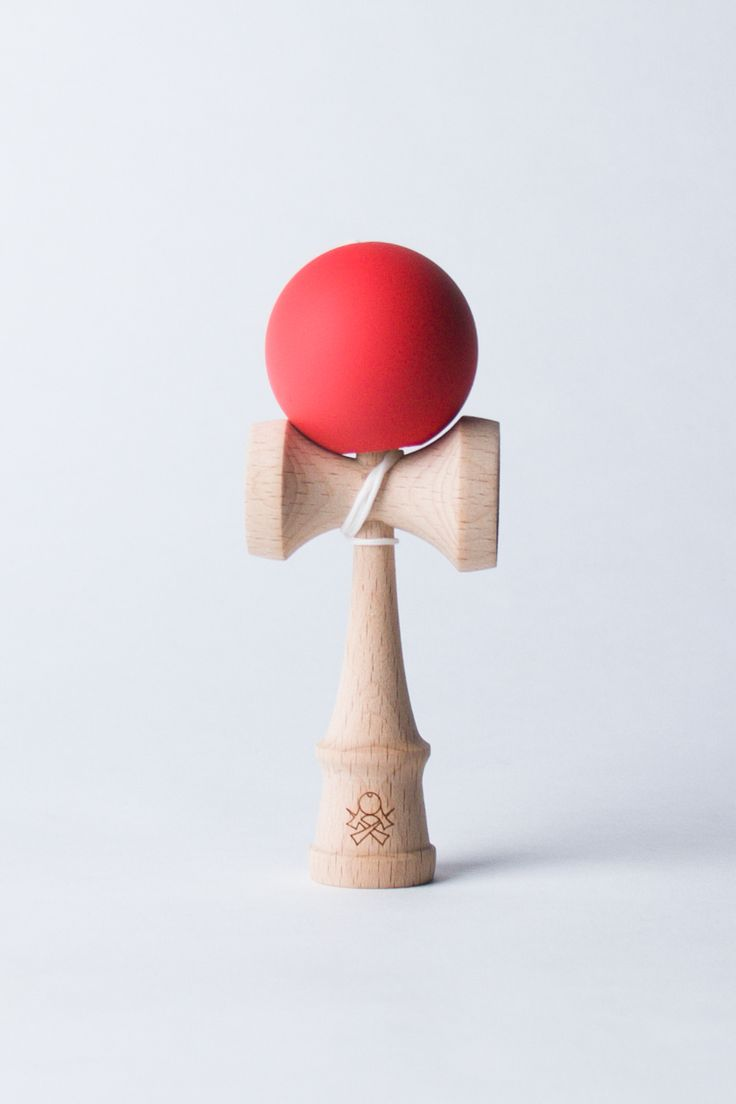 Micro Kendama – Red