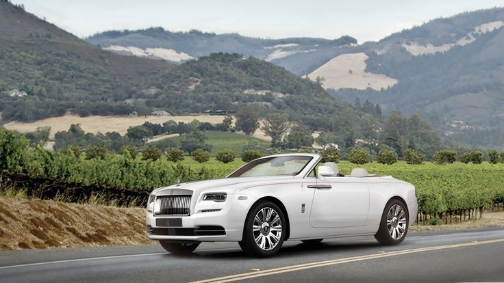 Valued at $400,000, the first-ever Rolls-Royce Dawn will soon go up for auction.