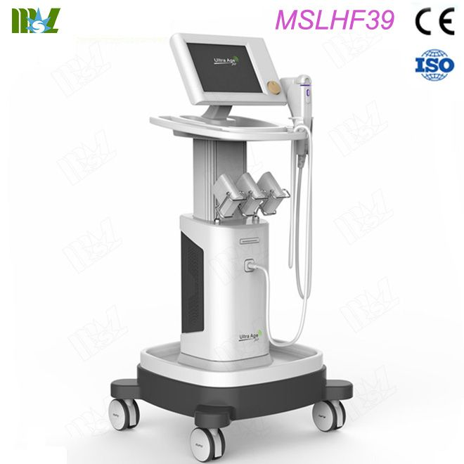 High Intensity Focused Ultrasound Hifu Therapy Mslhf39 Ultrasound Subcutaneous Tissue Therapy