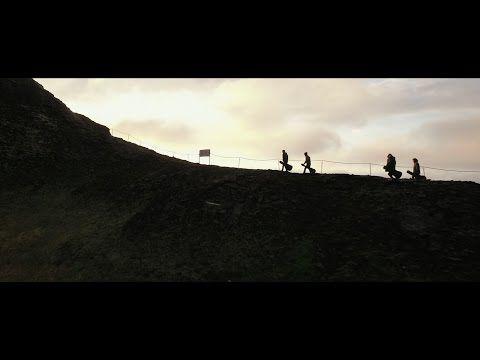 "Kaleo - ""Way Down We Go"" (LIVE in a volcano) - YouTube"