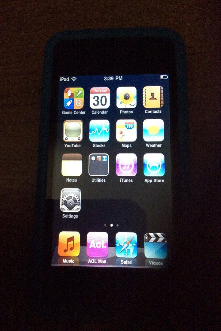 16 GB Apple iPod touch 2nd Generation Black