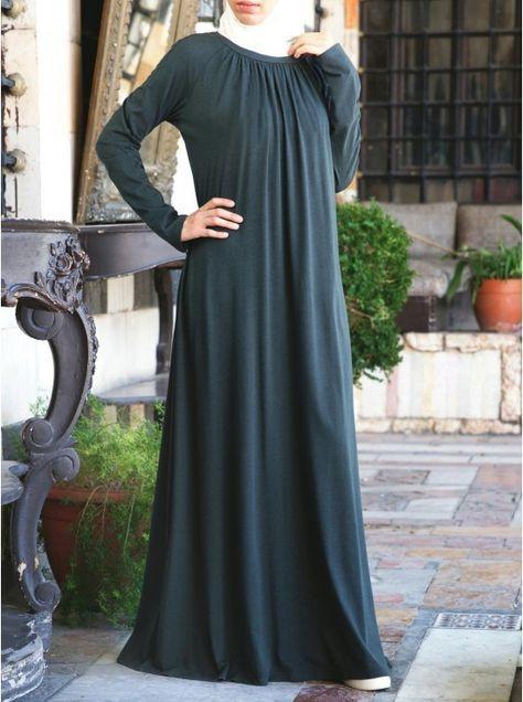 Classic Jersey Abaya