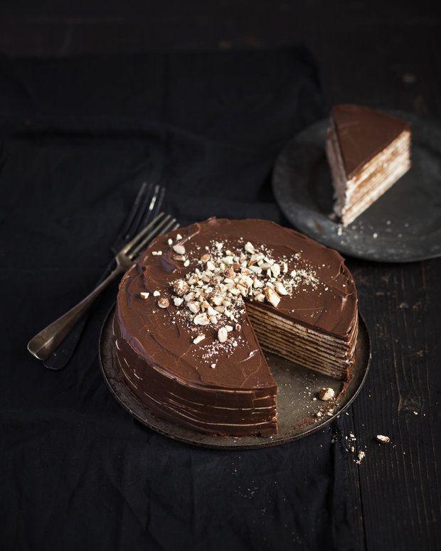 Karlovarský oplatkový dort 2, Foto: All