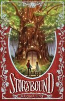 Before September is over, here is the book that was September's Triptych Book Club middle grade novel. Storybound by Marissa Burt, which is the tale of a twelve year old girl as she travels between the lands of stories.