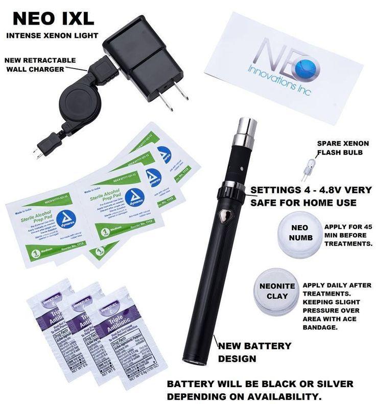 Neo Innovations NeoMag Light Home Laser Tattoo Removal - Neo Innovations #tattooremovallaser #tattooremovalcost